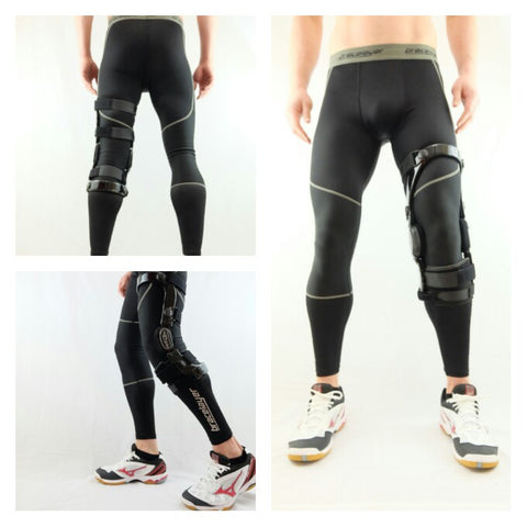 DonJoy Defiance Custom ACL Knee Brace Layer