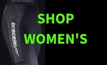 Women's Bracelayer Knee Compression Pants