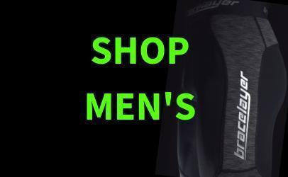 Men's Bracelayer Knee Compression Pants