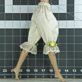 Doll Bloomers for Barbie - Francie - Skipper - Stacey - Silkstone - Made to Move - Curvy - Petite - Tall - Fashionista - Model Muse