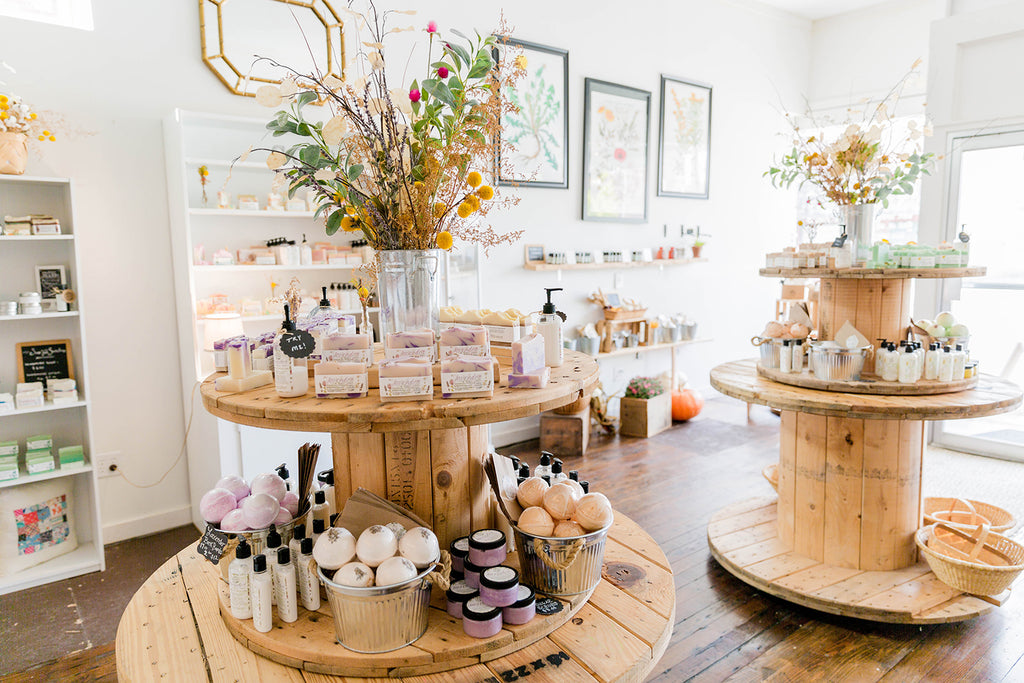 handmade soap gift shop indianapolis indiana apothecary