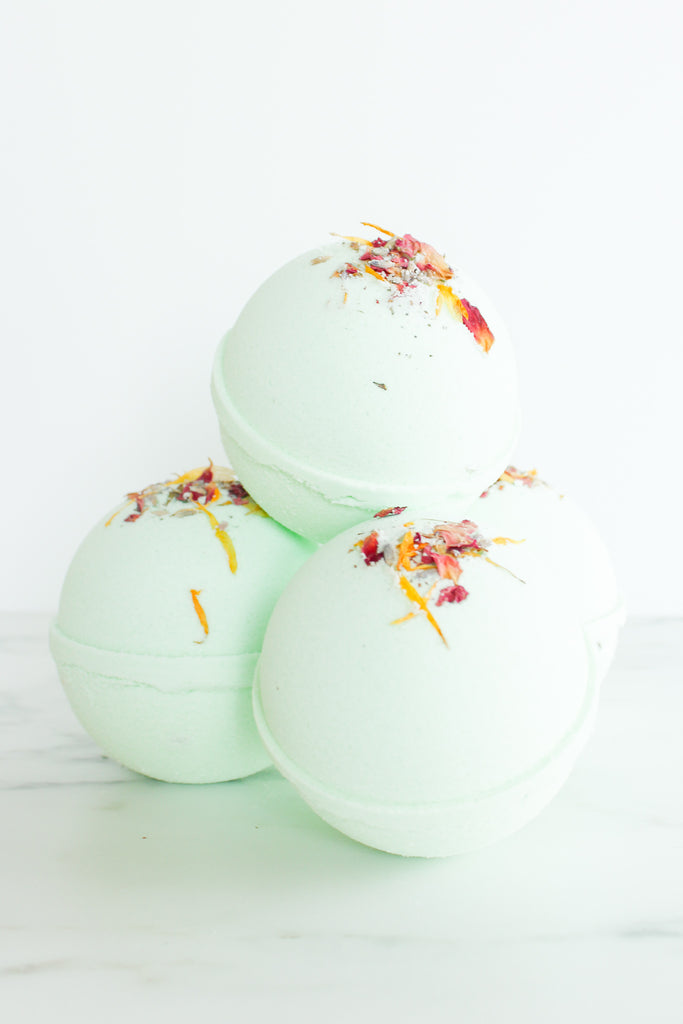 Uplift - Handmade Luxury Bath Bombs