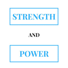 Strength and Power Training