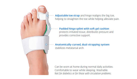 Bunion Aid DJO Global PTconnect 81-03H