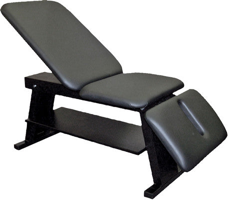 Therapy Eurotech Treatment Table - Fixed Height-3 Section - PTdunrite - 1