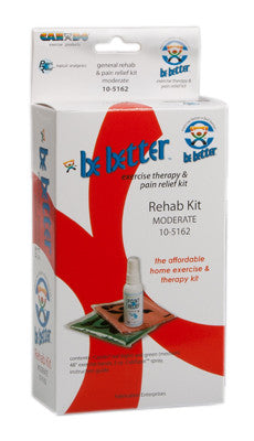 Be Better General Rehab Kit - Moderate - PTdunrite - 1