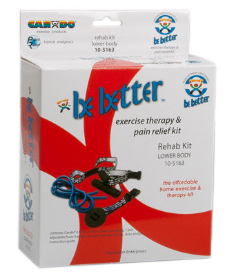 Be Better Rehab Kit - Lower Body - PTconnect