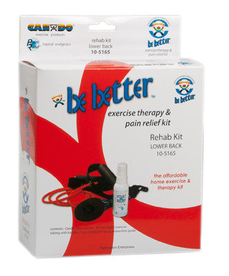 Be Better Rehab Kit - Lower Back - PTconnect