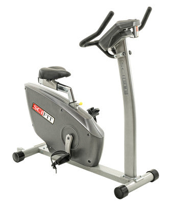 SciFit® ISO1000 Upright Bike - Forward Only - Step Through - PTdunrite