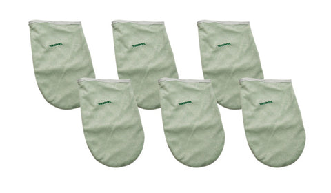 WaxWel® Paraffin Bath - Accessory Package - 6 Terry Hand Mitts - PTdunrite