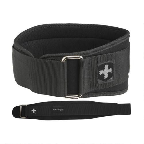 "Harbinger 5"" Firm Fit Foam Core 3"" Strap Belts-Black - PTdunrite - 1"