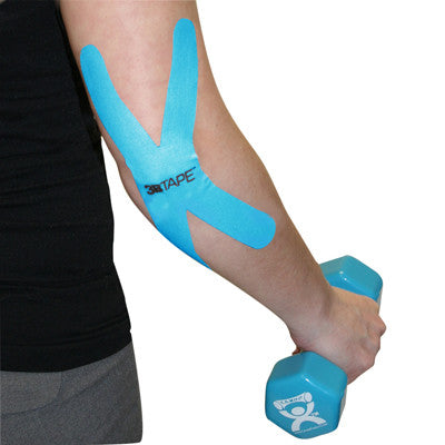 3B® Kinesiology Tape ProCut X Strips