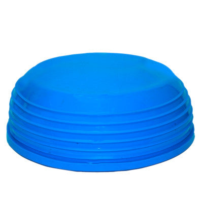 "CanDo Wobble Ball - Blue - 18"" - PTconnect"