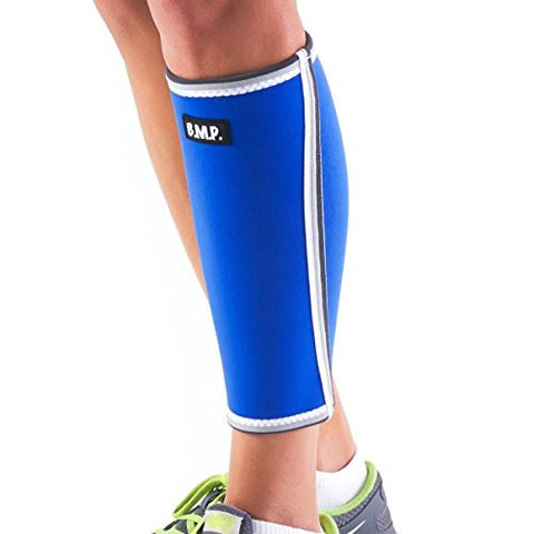 BMP Extra Thick Warming Blue Calf Compression Sleeve