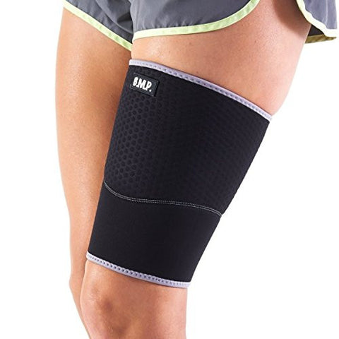BMP Breathable and Lightweight Thigh Brace & Compression Sleeve