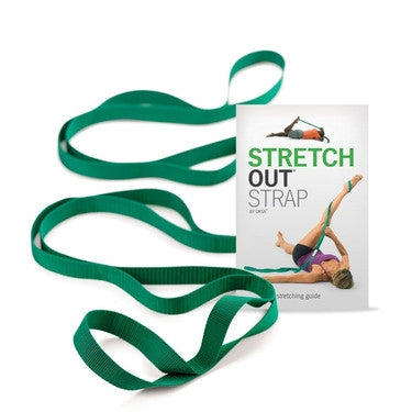 Stretch Out® Strap with Exercise Booklet - PTdunrite - 1