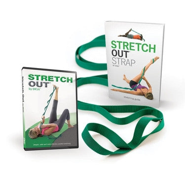 Stretch Out® Strap with Booklet and DVD Package - PTdunrite