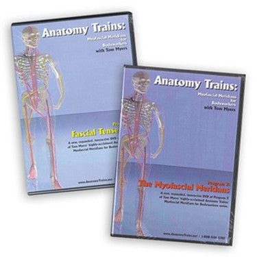 Anatomy Trains DVD's - PTconnect