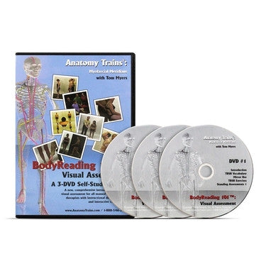 Body Reading 101 3-Disc DVD Set - PTconnect