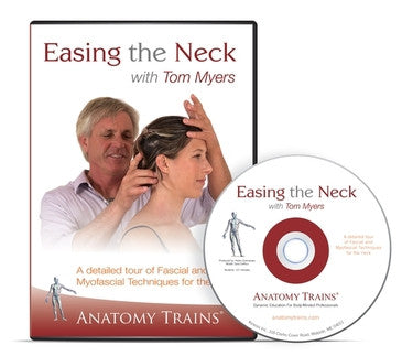Easing the Neck DVD - PTconnect