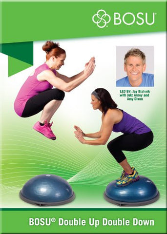Bosu Double Up/Double Down Fitness DVD - PTconnect