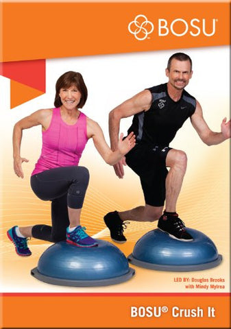 Bosu Crush It Fitness DVD - PTconnect