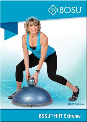 Bosu Hit Extreme Fitness DVD - PTconnect