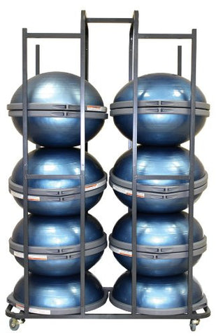 Bosu Balance Board Storage Racks - PTconnect