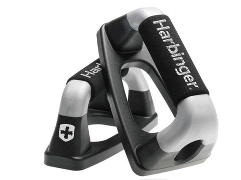 Harbinger Push Up Bars-Black - PTdunrite - 1
