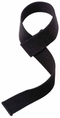 "Harbinger Cotton Lifting Straps  20.5""-Black - PTdunrite"
