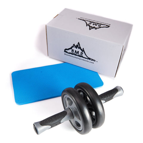 BMP Dual Stability Ab Wheel Roller