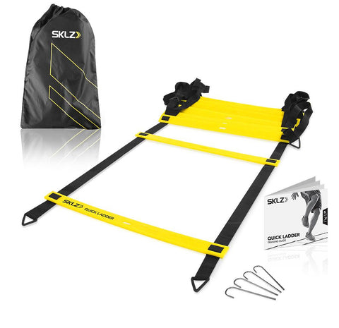 SKLZ Quick Flat Rung Agility Ladder with Carry Bag - PTdunrite - 1