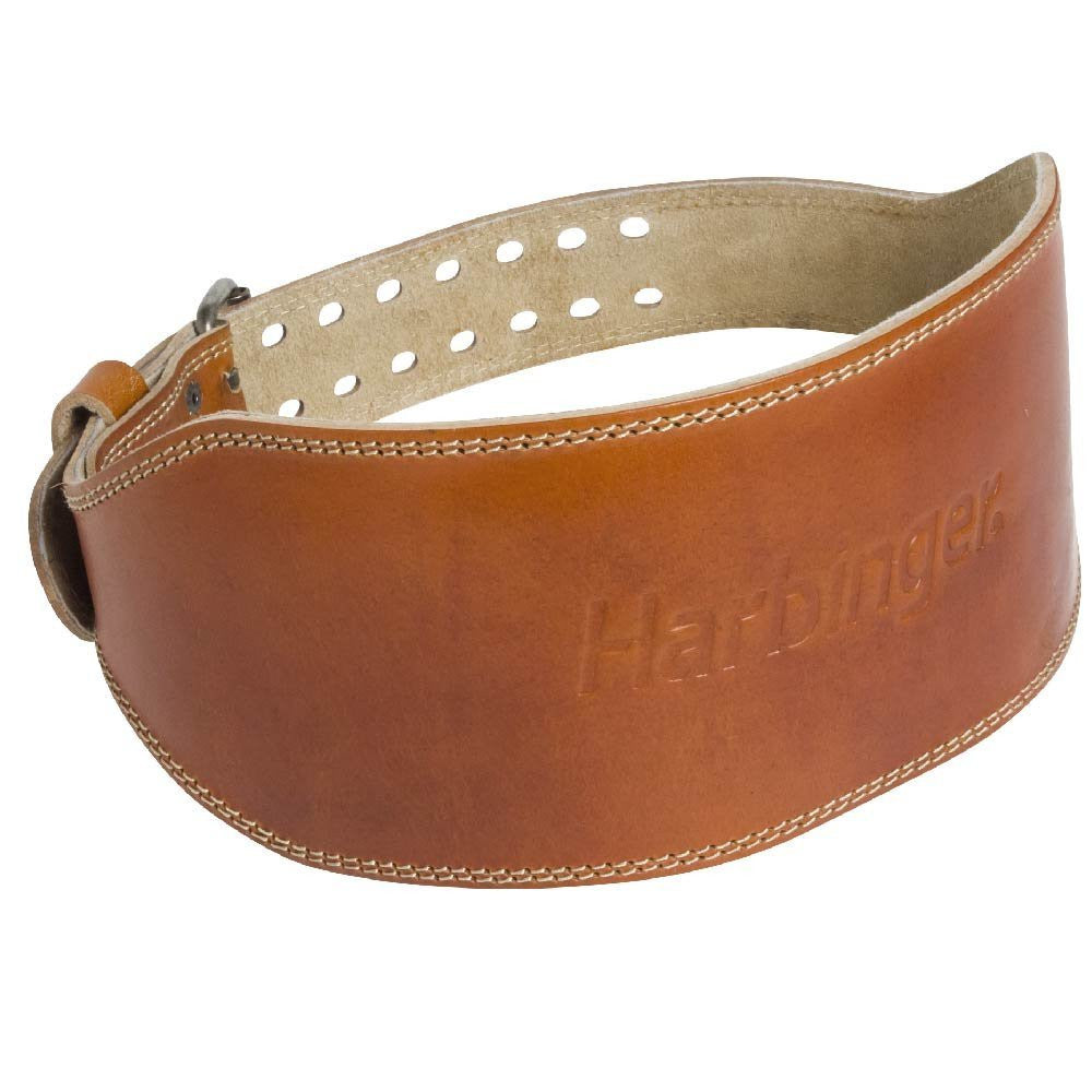 "Harbinger 4"" Classic Oiled Leather Belts - PTdunrite - 1"