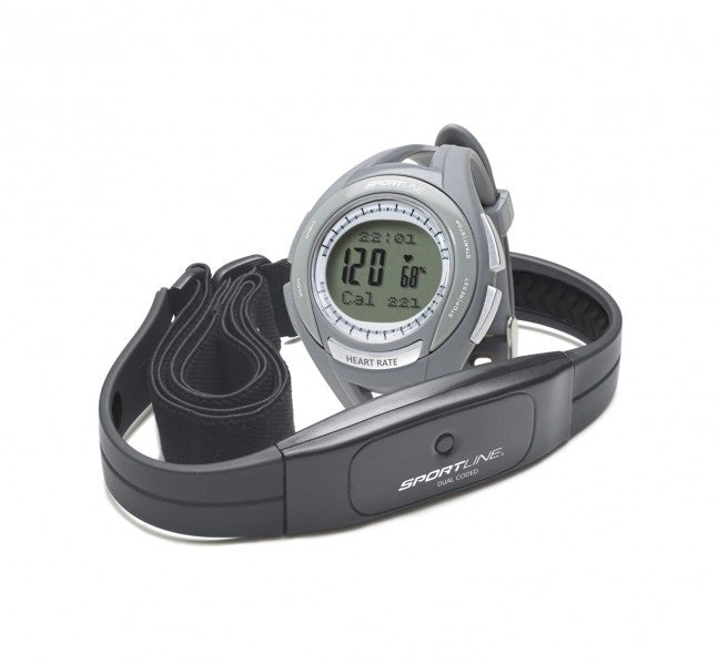 Sportline Cardio 630 Womens Heart Rate Monitor - PTdunrite