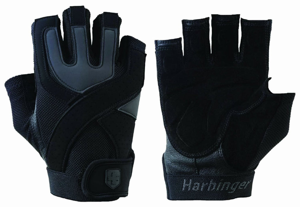 Harbinger Men's Training Grip Gloves - PTdunrite - 1