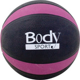Body Sport Medicine Balls with Exercise Guide - PTdunrite - 2