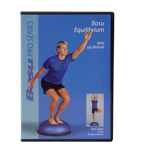 Bosu Equilibrium DVD with Jay Blahnik - PTconnect
