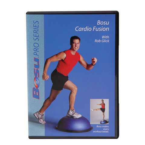 Bosu Cardio Fusion DVD with Rob Glick - PTconnect