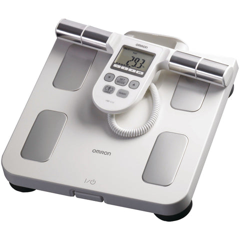 Omron Body Composition Monitor And Scale With Five Fitness Indicators - PTdunrite - 1