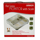 Omron Fat Loss Monitor with Scale - PTdunrite - 4