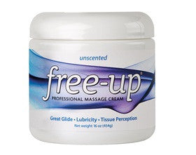 Free-Up Professional Massage Cream - Unscented - PTdunrite