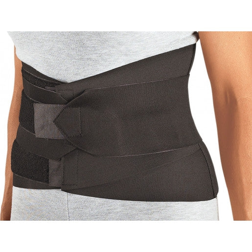 ProCare Sacro-Lumbar Support with Compression Straps & Foam Lumber Pads