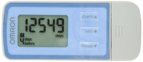 Omron Hj-322U Alvita USB Pedometer With Four Activity Modes - PTdunrite - 1