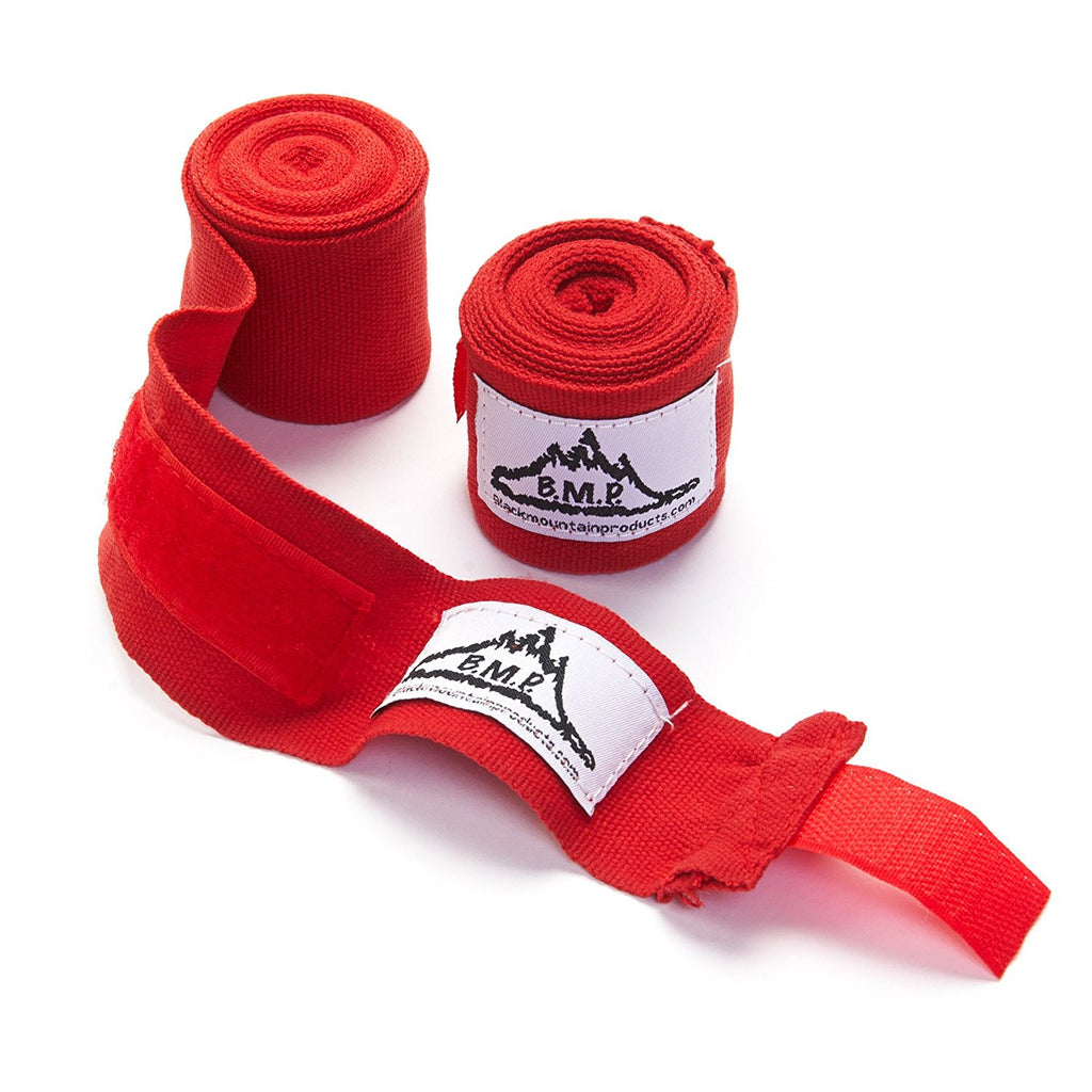 BMP Professional Grade Boxing and MMA Hand Wrist Wraps