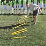 SKLZ Quick Ladder Pro Tangle with Agility and Footwork Trainer - PTdunrite - 7