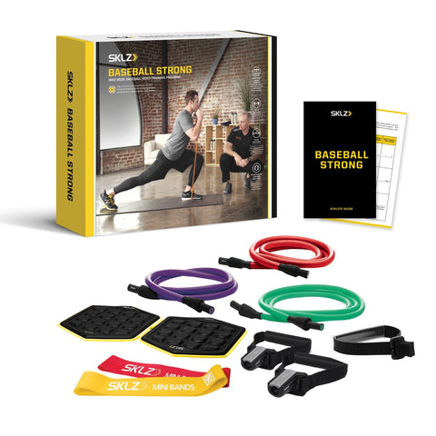 SKLZ Baseball Strong Video 9-Week Program - PTdunrite - 1