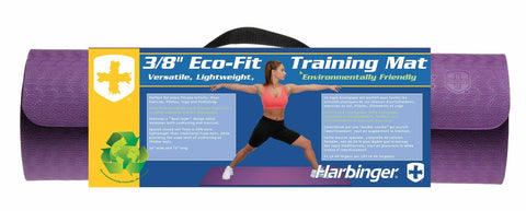 Harbinger Eco Fit Exercise Mats - PTdunrite - 1