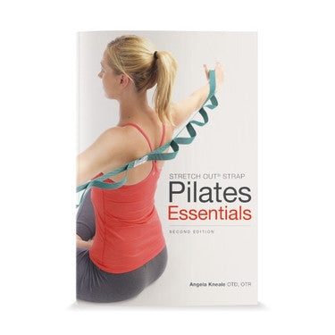 Stretch Out® Strap Pilates Essentials Book or Package - PTdunrite - 2