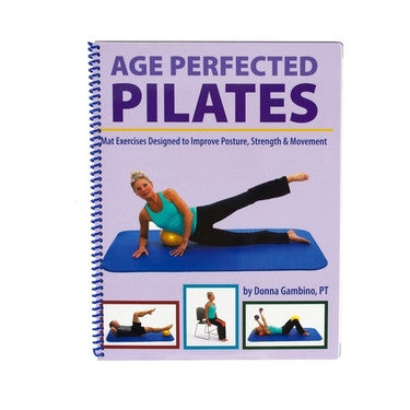 Age Perfected Pilates Spiral Notebook - PTconnect