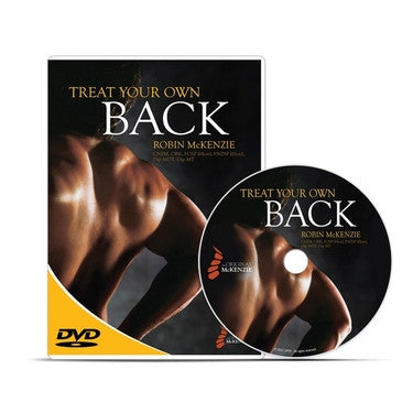 Treat Your Own Back™ DVD - PTdunrite